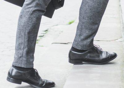 Scarpe allacciate classiche