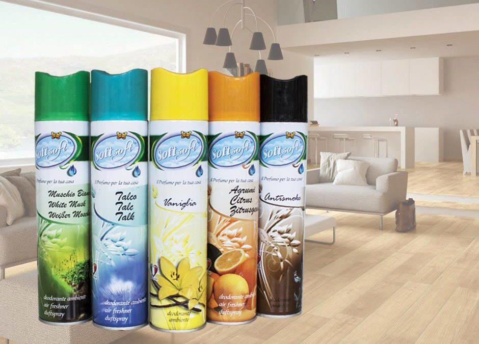 Deodoranti per ambiente SoftSoft